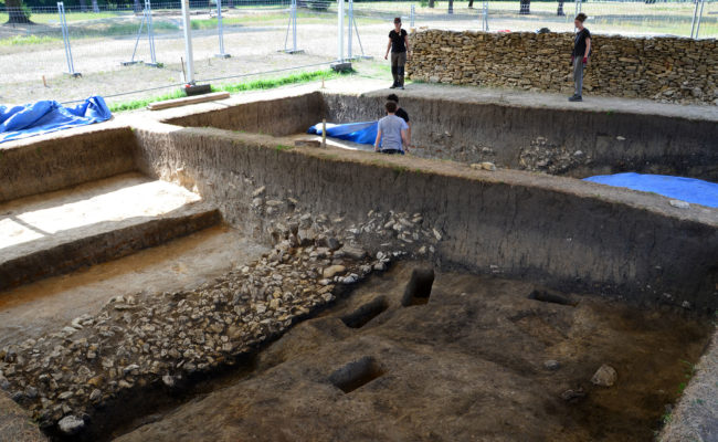 SUMMER SCHOOL OF ARCHAEOLOGY IN...