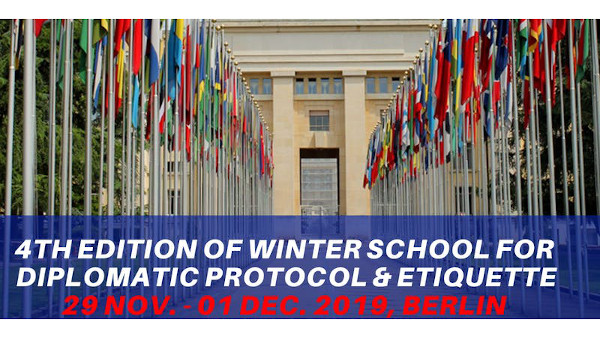 Winter School for Diplomatic...